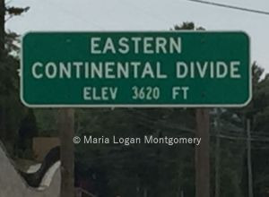 Eastern Continental Divide - mlm